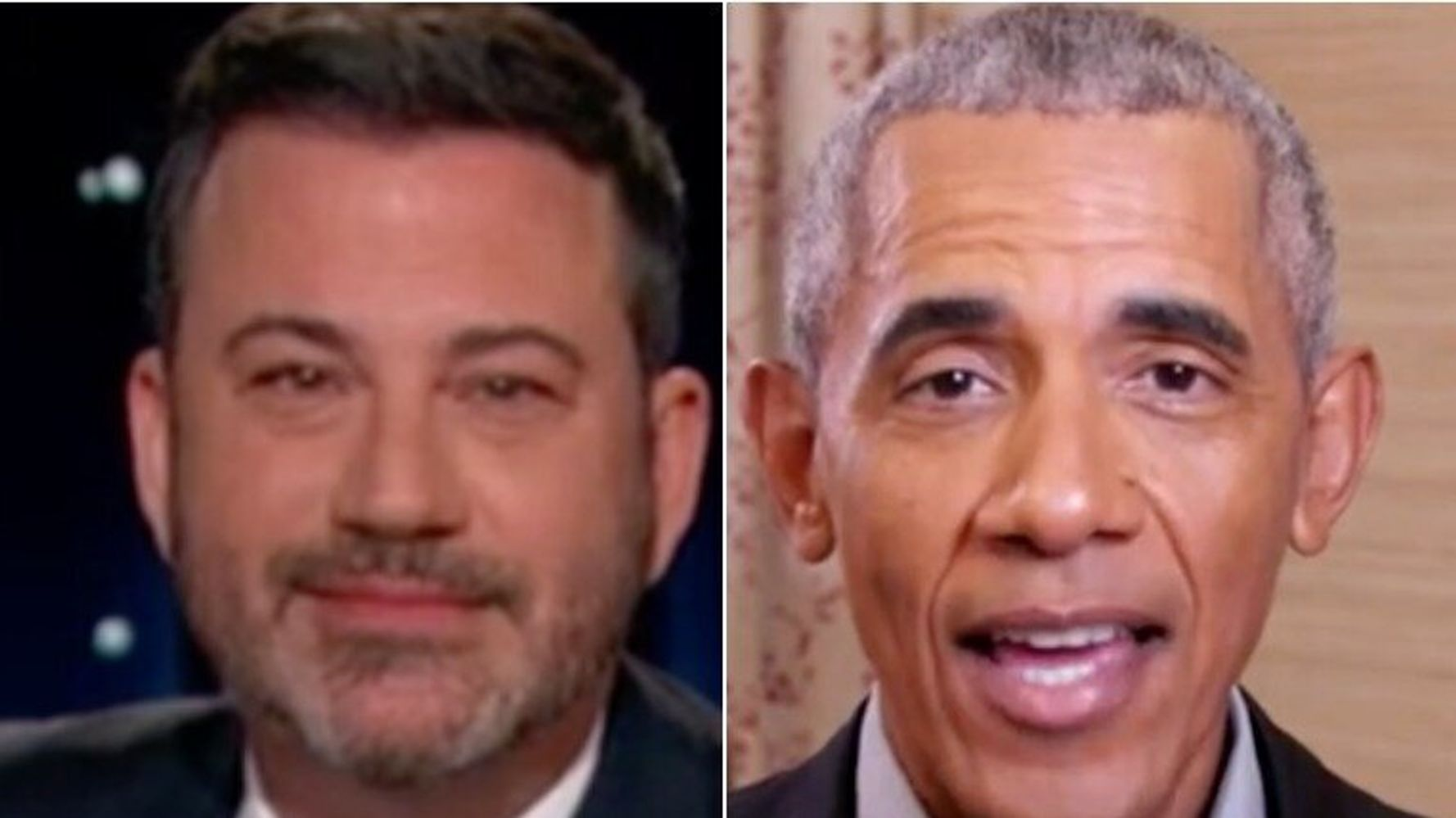 Jimmy Kimmel Stuns Barack Obama With An Absolutely Filthy 'Personal Question'