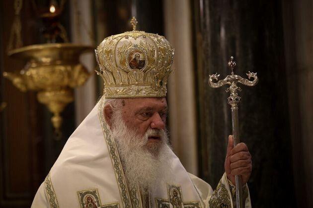 «Ενθαρρυντική» η κατάσταση της υγείας του Αρχιεπισκόπου