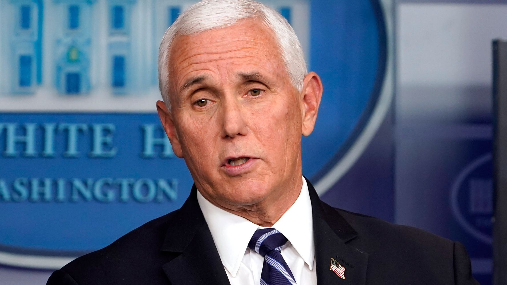 People Aren't Buying Mike Pence's Latest Comments About COVID-19 Victims