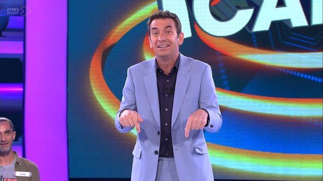 Arturo Valls en 'Ahora