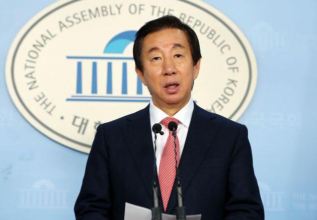 김성태 전 자유한국당