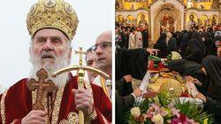 Morto per Covid il patriarca serbo: aveva partecipato al