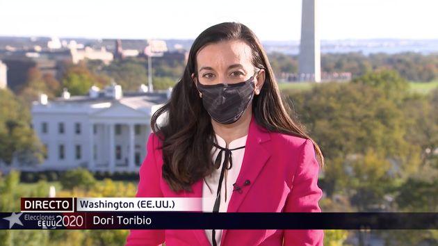 Dori Toribio, corresponsal en Washington de