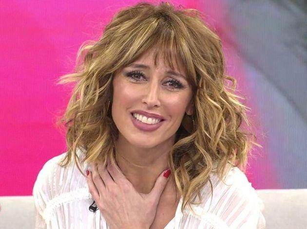 Emma García, presentadora de 'Viva la