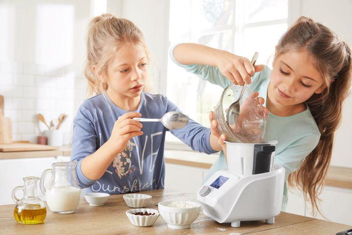 El robot de cocina para niños Monsieur Cuisine Mini.