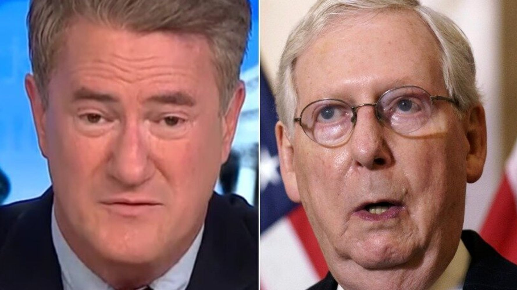 Joe Scarborough Lays Down Ultimatum To Mitch McConnell Over Trump Support