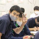 EXIT兼近さんの言葉に背中押され…。男子高校生130人が「世界平和」について考えてみた