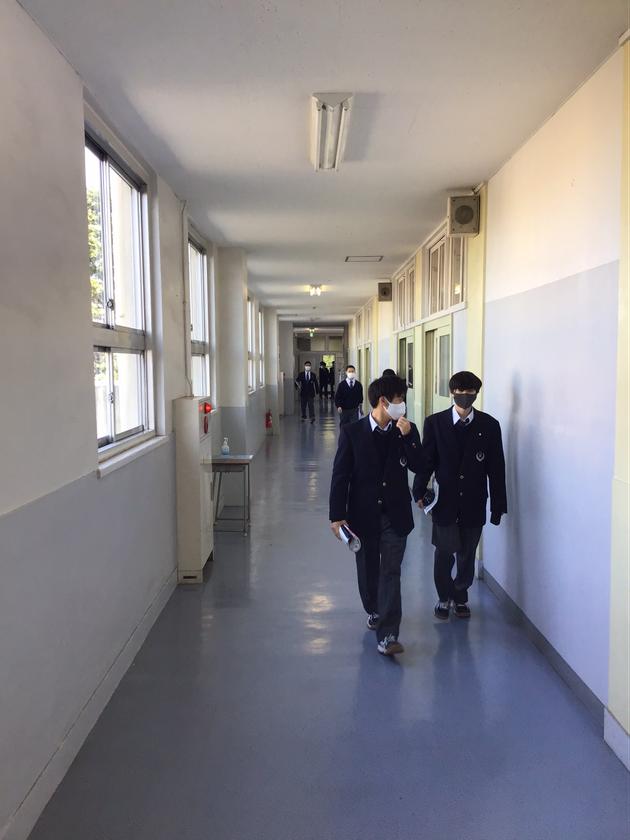 コロナ禍以降の学校