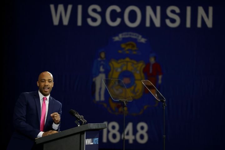 Lt. Gov. Mandela Barnes says Democrats have a lot of work to do after winning Wisconsin by such a close margin in 2020.