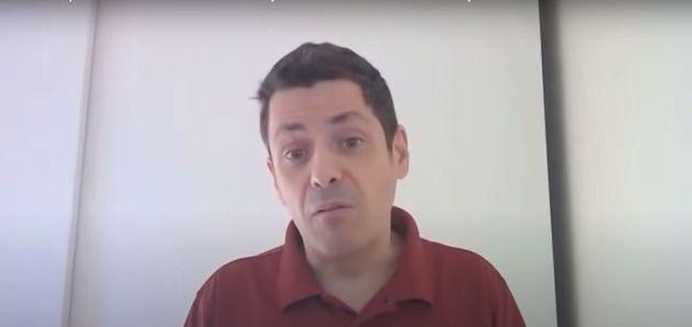 El científico José Luis