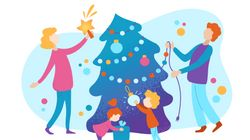 Cuatro razones para poner los adornos de Navidad en