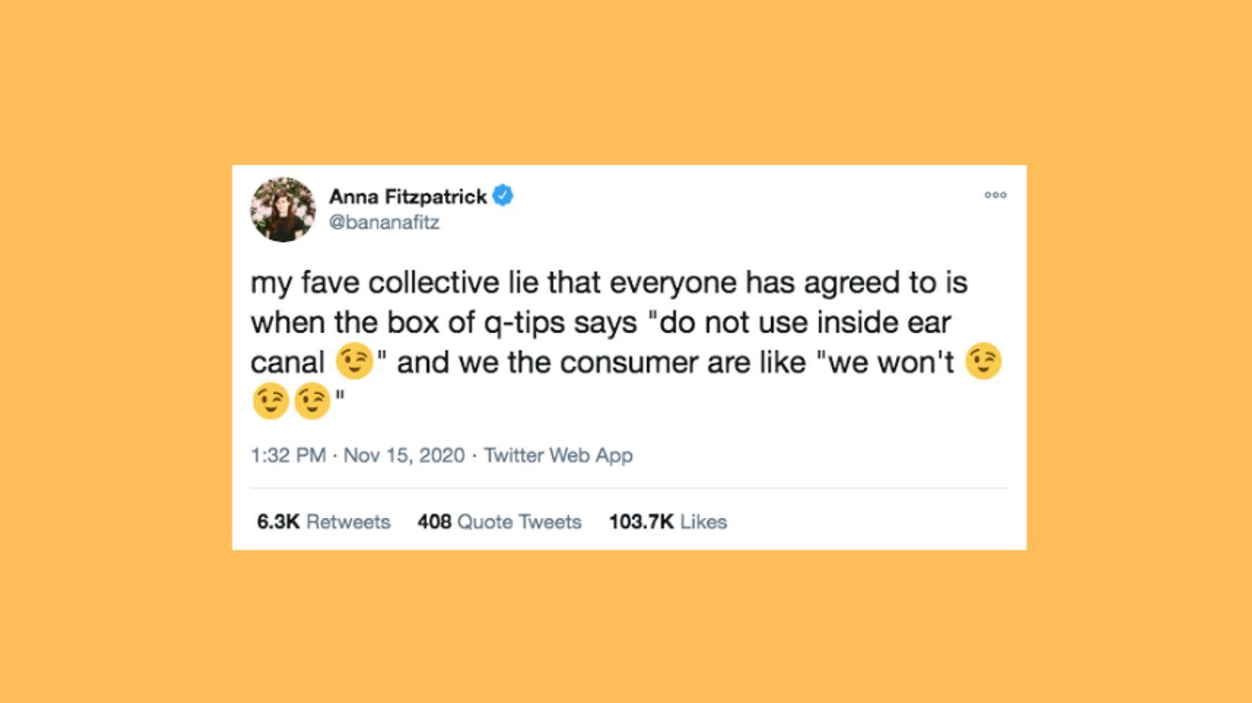 The 20 Funniest Tweets From Women This Week (Nov. 14-20)