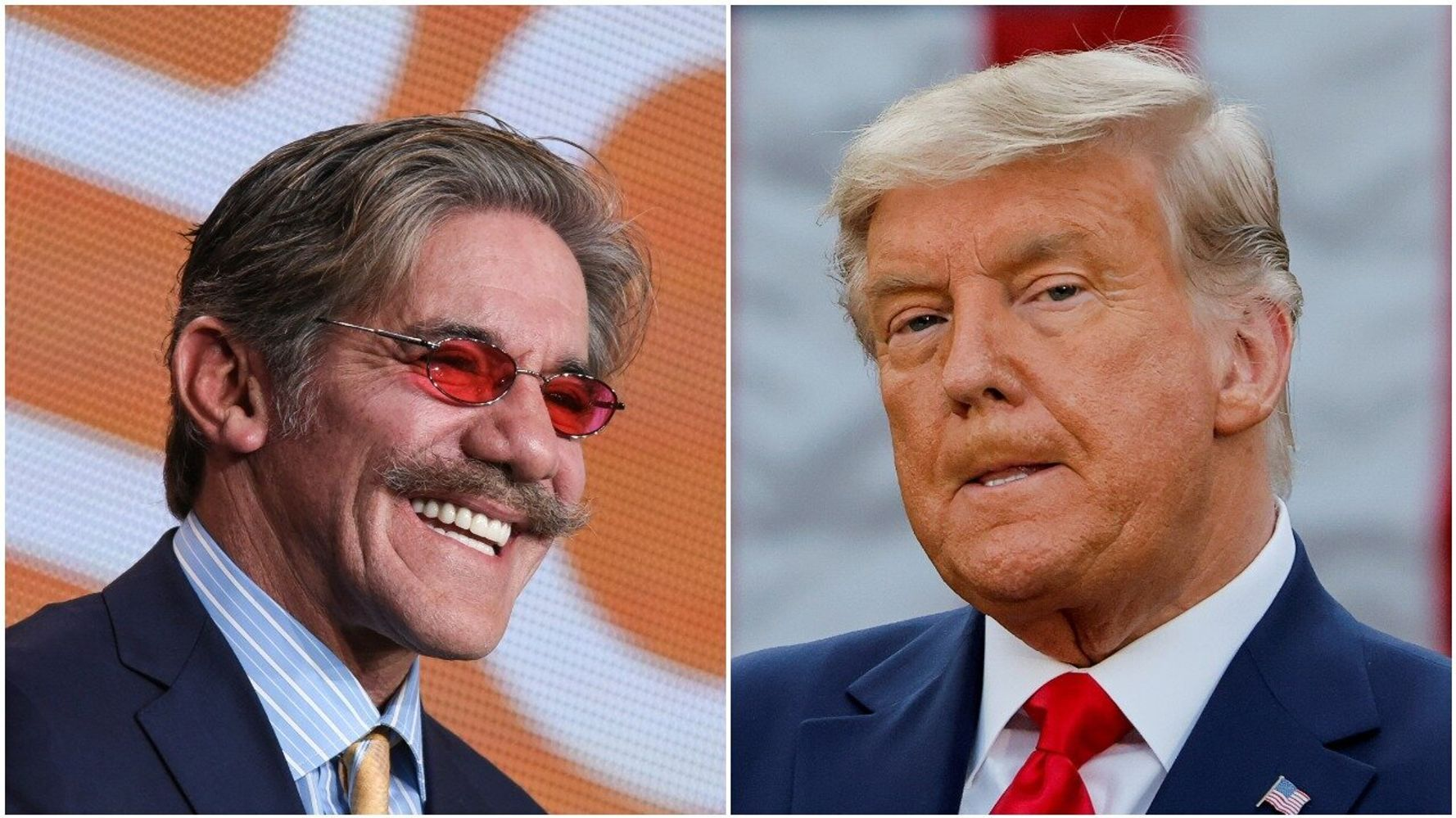 Geraldo Rivera Wants To Soothe Trump's Feelings By Naming Vaccine After Him