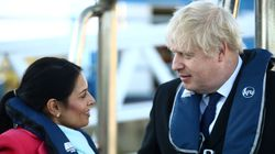 Boris Johnson Tells Officials 'There Is No Place For Bullying' Despite Backing Priti