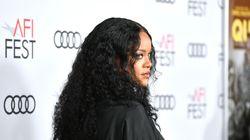 Rihanna ressort sa coupe