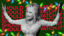 , 'Dolly Parton's Christmas On The Square' Is, Well, A Very Quirky Holiday Musical