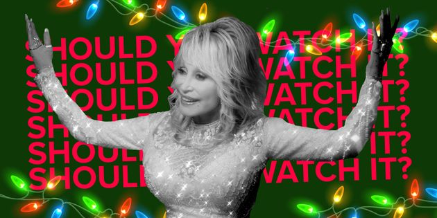 'Dolly Parton's Christmas On The Square' Is, Well, A Very Quirky Holiday
