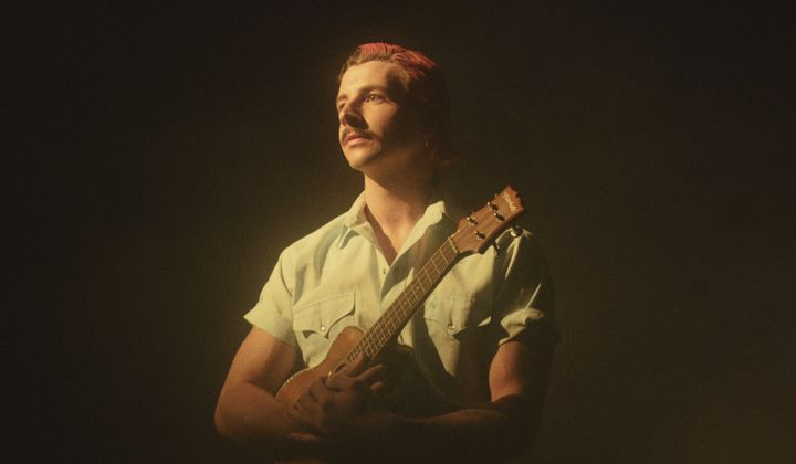 """Actor and singer Jack Scott unveiled his debut solo single """"Train Ride"""" this week."""