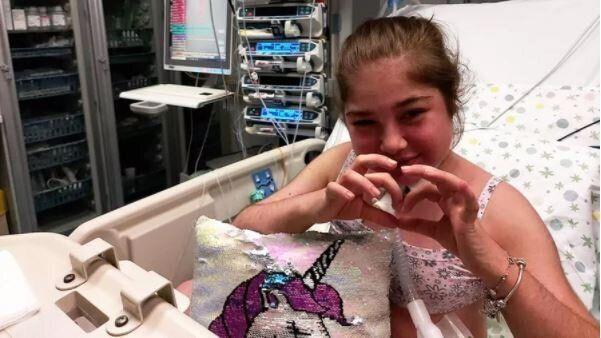 Juliette Romeo ha pubblicato la foto della figlia Ines Frassinetti scrvendo: