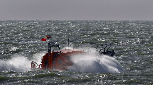 Man Rescued And Two Missing As Fishing Boat Sinks Off East Sussex Coast