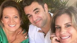 Apresentadora da Globo é afastada por foto ao lado de Joice