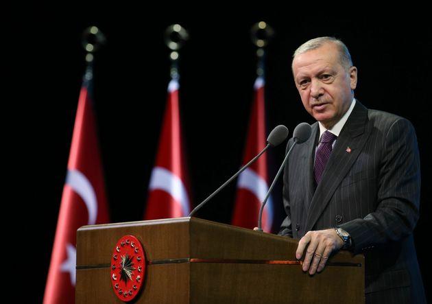 Ο Ερντογάν καλεί σε διάλογο την Ευρωπαϊκή