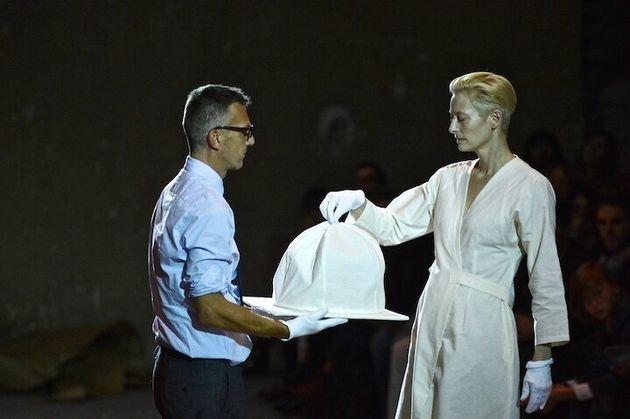 Tra le idee che vedremo non appena la mostra potrà riaprire, la performance dell'attrice internazionale...