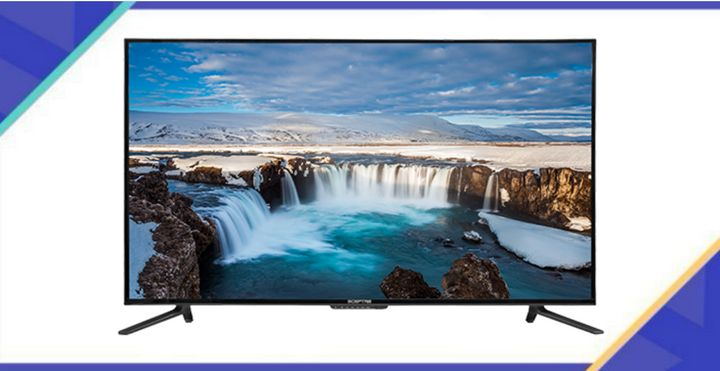 A TV that anyone would want on their wall.
