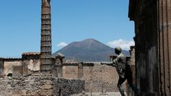 Πομπηία: Στο «φως» τα λείψανα δύο ανδρών - Ο πλούσιος και ο