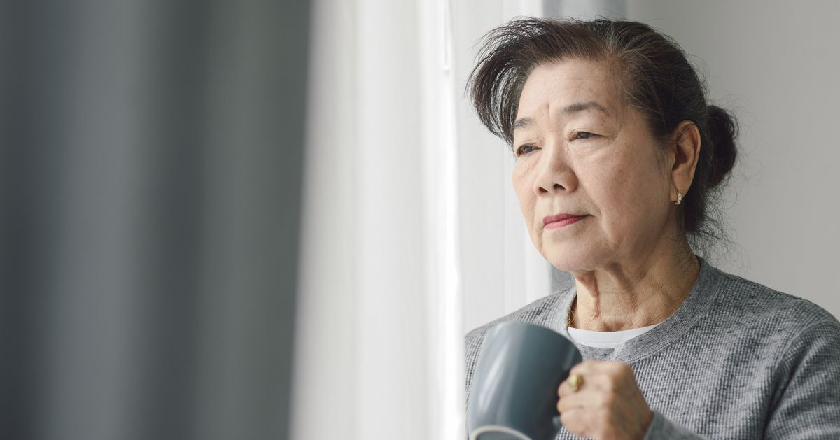 Loneliness Is Hurting Everyone In The Pandemic, But It's Killing Seniors