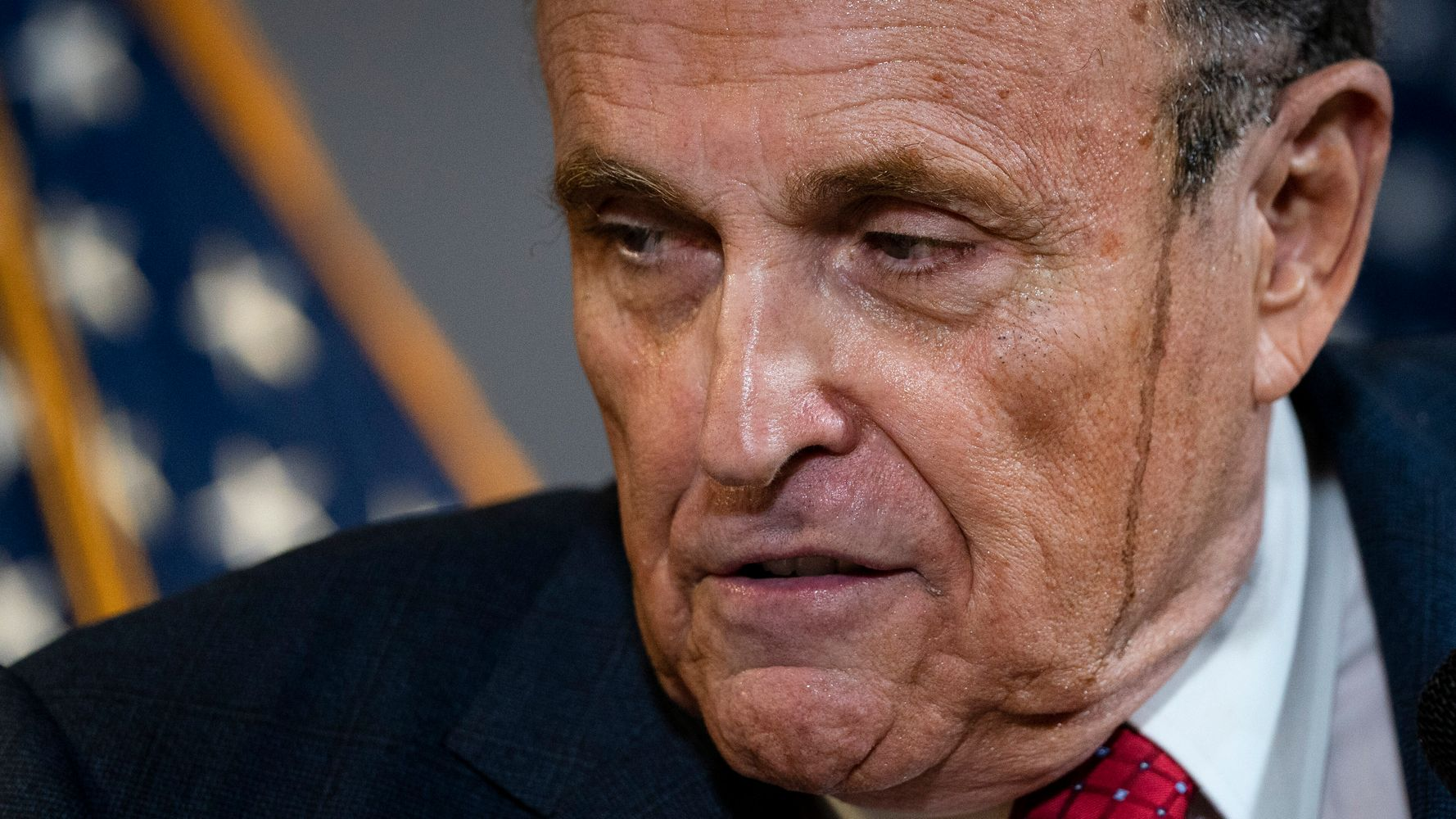 Judge Brutally Dismisses Rudy Giuliani's Attempt To Disenfranchise Pa. Kiesers