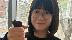 한 초등학생이 2년간 기른 모발을 기부하기로 결심한