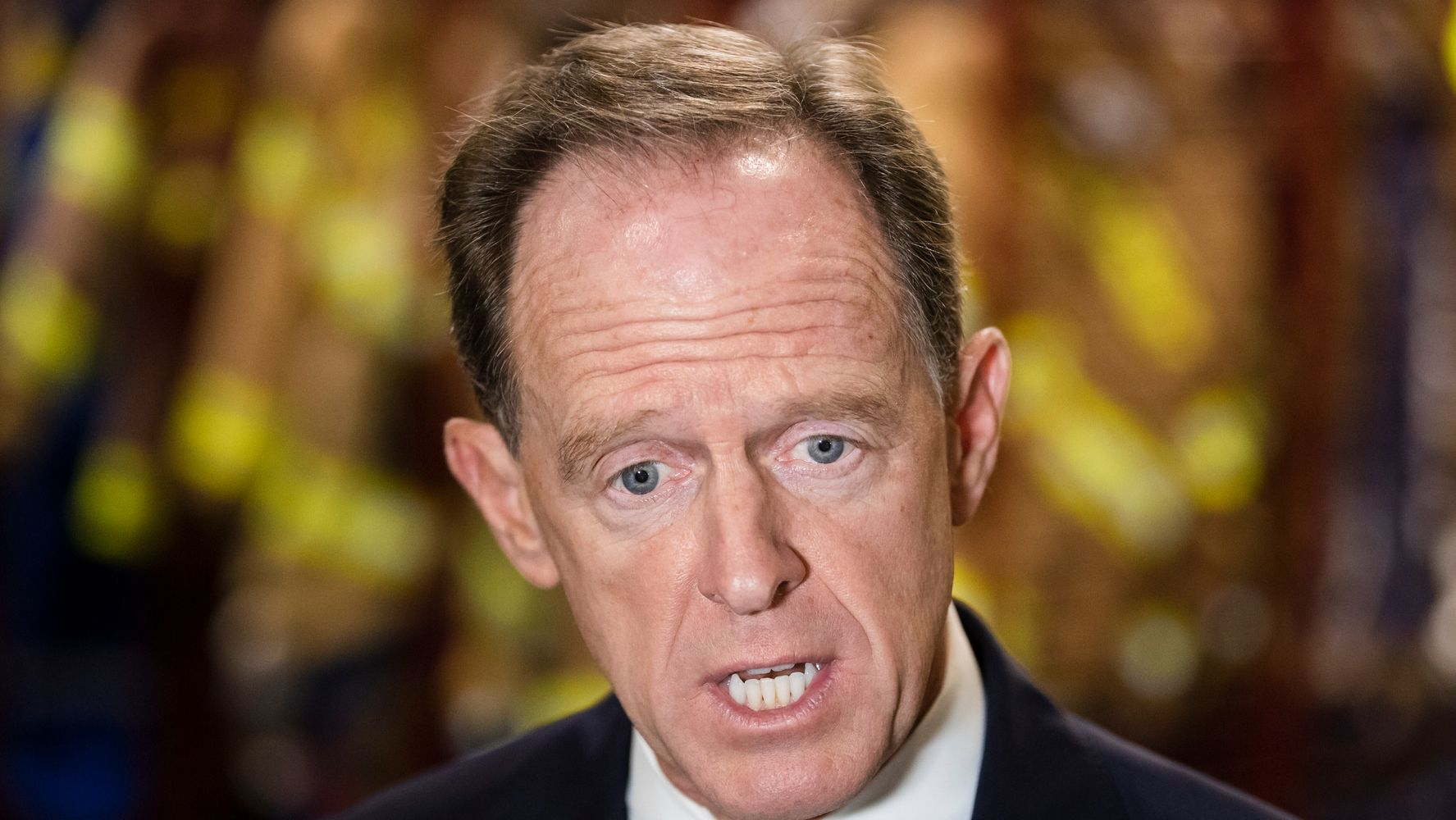 Pennsylvania GOP Sen. Pat Toomey Tells Trump It's Over, Congratulates Joe Biden
