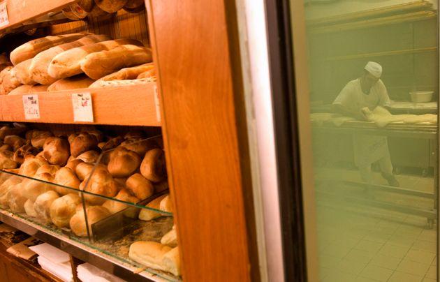 イタリアのパン屋(イメージ写真)