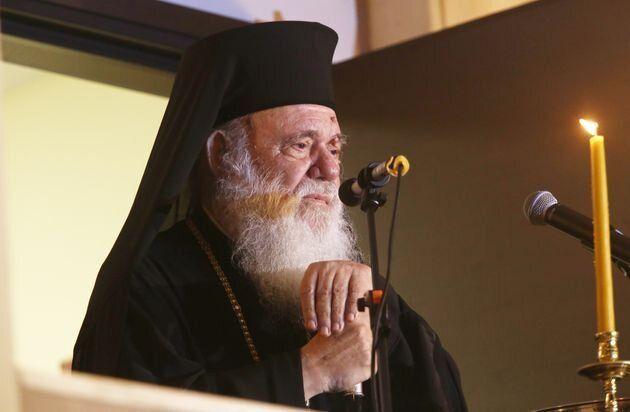 Σε σταθερή κατάσταση ο Αρχιεπίσκοπος