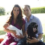 Prince William and Kate Middleton Say Goodbye To Their Dog