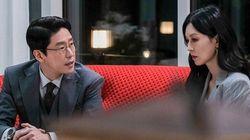 펜트하우스 김소연X엄기준 한밤중 회동 포착 (8화