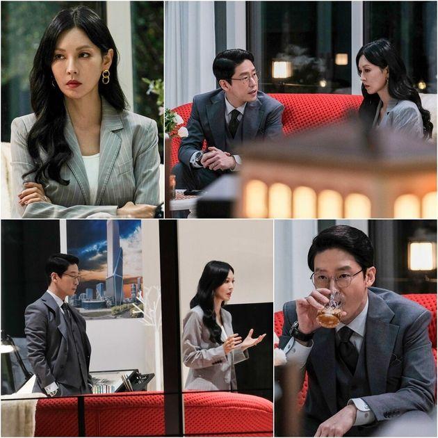 SBS 월화드라마 '펜트하우스'
