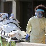 Brasil registra 194 novas mortes por covid-19 e mais 18.615 casos neste