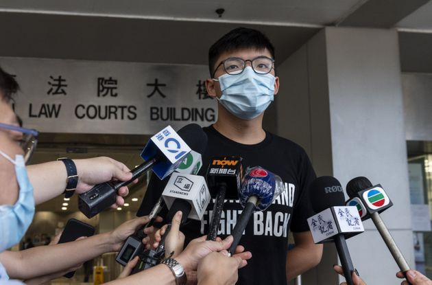 Joshua Wong: