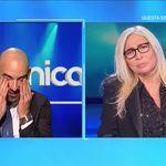 Bassetti piange per la mamma scomparsa in diretta a Domenica In: