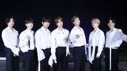 방탄소년단이 美 '아메리칸 뮤직어워드'(AMAs)에서 3년 연속