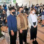 香港民主派の周庭氏、黄之鋒氏ら収監される デモ参加者を扇動した罪で有罪