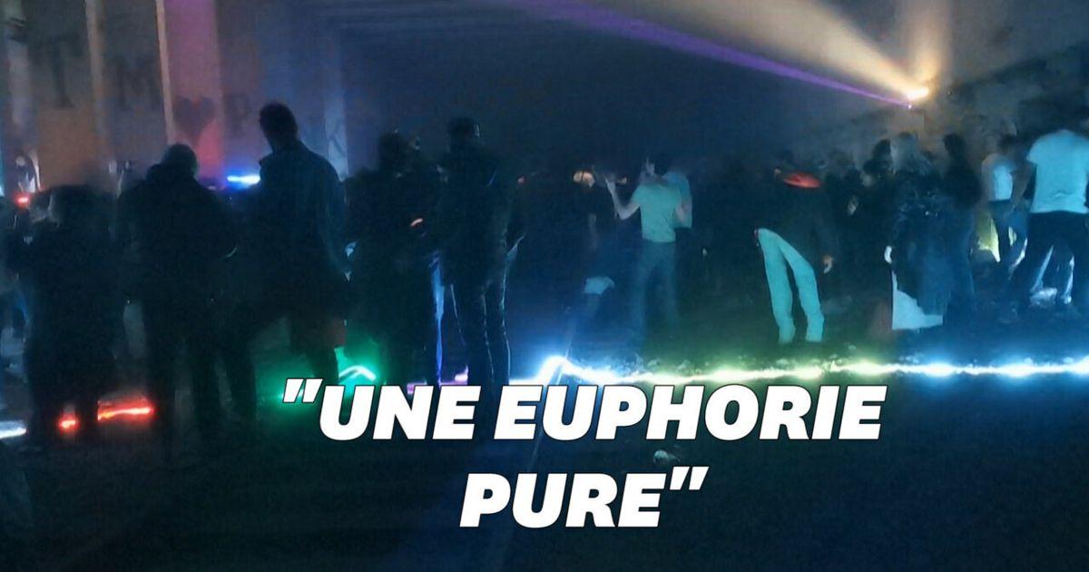 Cette fête clandestine a réuni 300 personnes en plein Paris