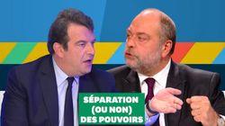 La séparation des pouvoirs expliquée à Dupond-Moretti par... Thierry