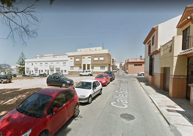El barrio de Chiclana donde se ha producido el