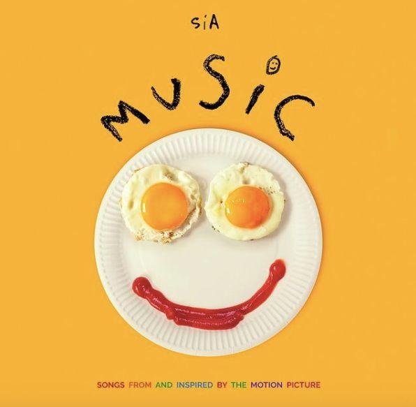 L'affiche du nouveau film de Sia