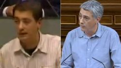 El vídeo de un diputado de Bildu en 2004 se hace viral por sus palabras sobre la violencia de