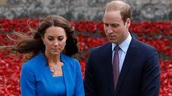 El príncipe Guillermo y Kate comparten la dura pérdida que han