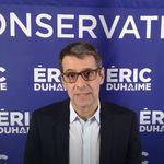Éric Duhaime tentera de devenir le chef du Parti conservateur du